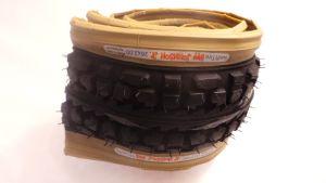 """Pair of Panaracer / SwiftTire """"RJJ"""" 26 x 2.00 inch Folding Tire, Tan"""