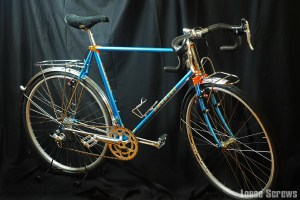 Chesini Grand Tour Custom Italian Touring Bicycles, 52 and 60 cm in stock, (Make Offer)