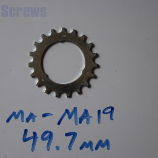 Maillard 700 Freewheel MA 5 6 and 7 speed 19T Cog
