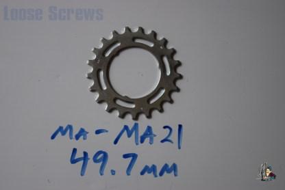 "Maillard 700 Freewheel ""MA"" 5 6 and 7 speed 21T Cog"