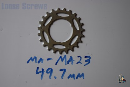 "Maillard 700 Freewheel ""MA"" 5 6 and 7 speed 23T Cog"