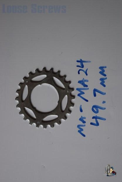 "Maillard 700 Freewheel ""MA"" 5 6 and 7 speed 24T Cog"