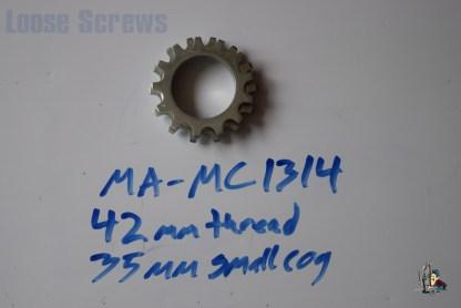 Maillard 700 Course Freewheel MC 7 speed 13T & 14T threaded Cog