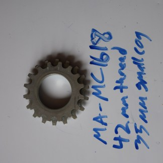 "Maillard 700 Course Freewheel ""MC"" 7 speed 16T & 18T threaded Cog"