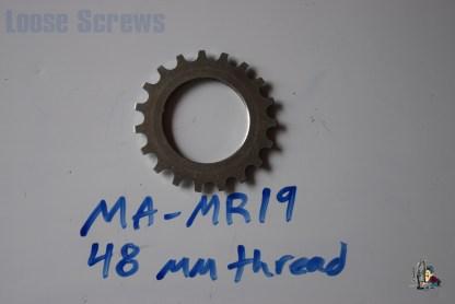 Maillard 700 Freewheel MR 6 and 7 speed 19T threaded Cog
