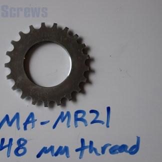 "Maillard 700 Freewheel ""MR"" 6 and 7 speed 21T threaded Cog"