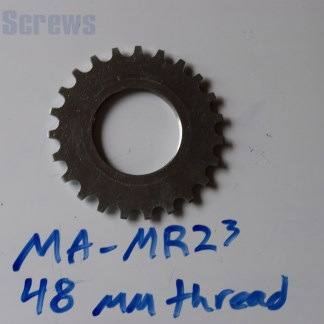 "Maillard 700 Freewheel ""MR"" 6 and 7 speed 23T threaded Cog"