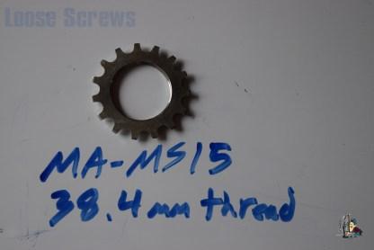 Maillard 700 Freewheel MS 6 and 7 speed 15T threaded Cog