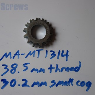 Maillard 700 Freewheel MT 7 speed 13T & 14T threaded Cog