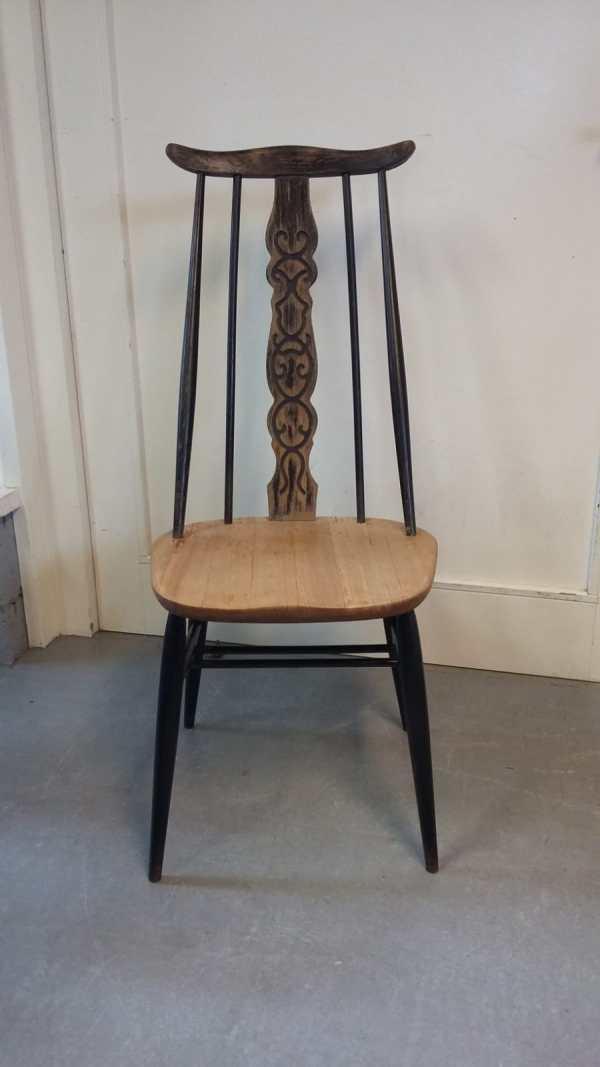 Stoere viking chair