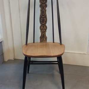 Stoere viking chair