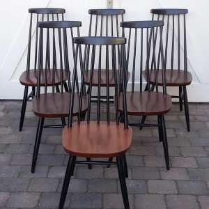 Mooie set stoelen, design Pastoe