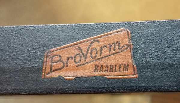 Vintage kapstok Brovorm