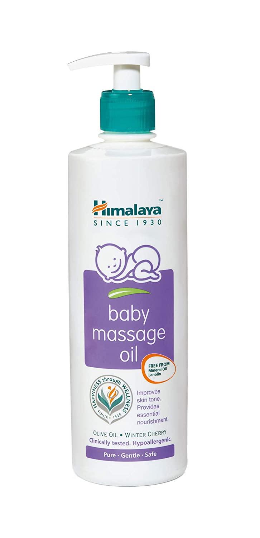 Himalaya Baby Massage Oil (500ml)