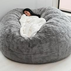 Massage Zero Gravity Chair Recliner Covers Ikea Chill Sack: Giant Bean Bag - Loot Nerd