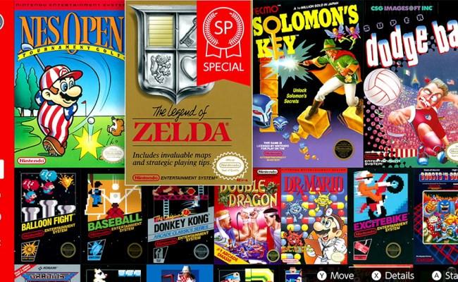 Nintendo Sneak Special Version Of The Legend Of Zelda