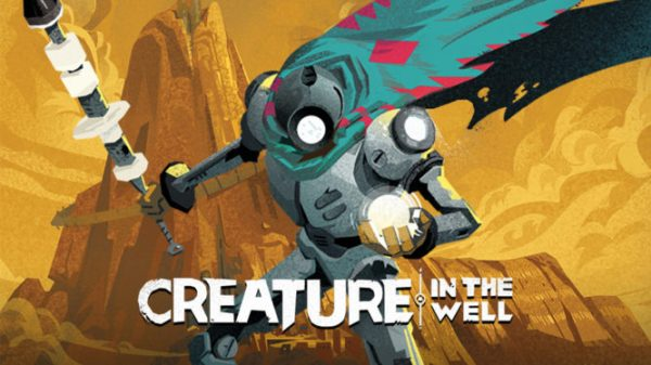Image result for creature in the well game cover