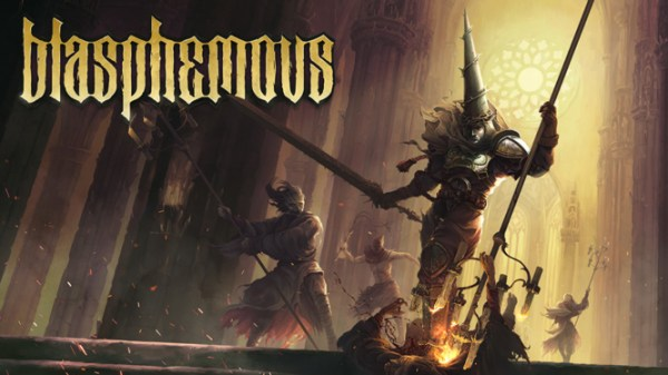 Image result for blasphemous 2019 cover