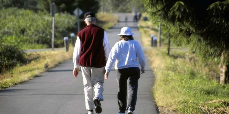 Walking: so simple, yet difficult for many people as they age.