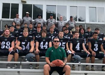 The 2021 Wyoming East Warriors. (Photo courtesy of Jimmy Adkins)