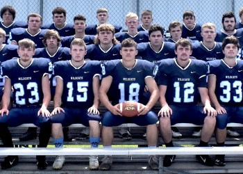 The 2021 Meadow Bridge Wildcats. (Submitted Photo)