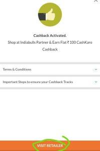 Cashkaro Offer 2019