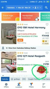Goibibo IPL 2019 Offer - Open Goibibo App And Get Free