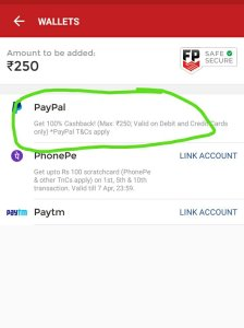 Dream11 Big Loot - Get Free Rs 250 In Dream11 Pay Using Paypal(Old