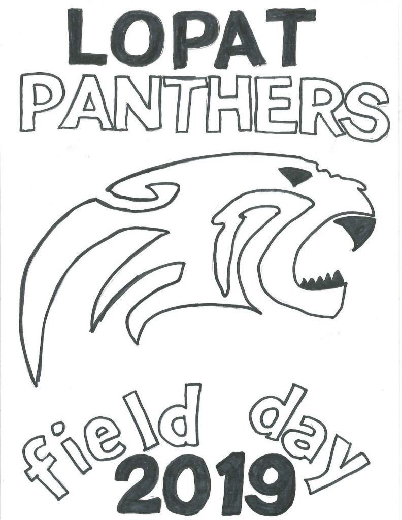 Order Your Lopat Elementary Field Day T-Shirt Today