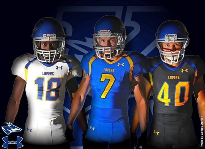 3 Uniforms