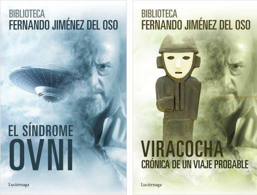 Redilción de los libros de Fernando Jiménez del Oso