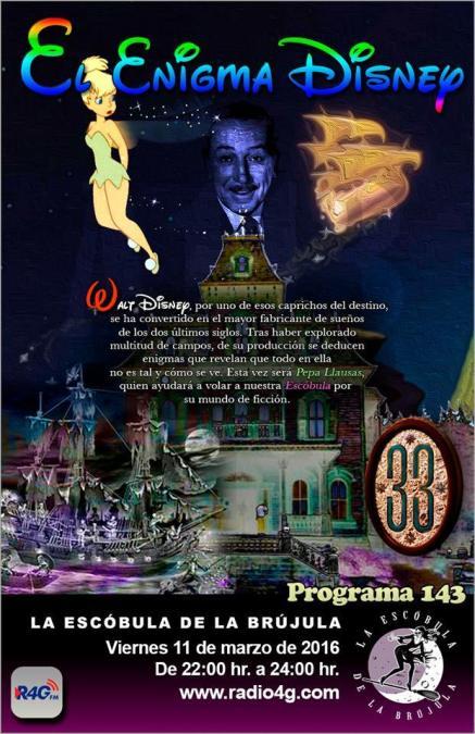 Los enigmas de Walt Disney