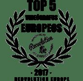 Top 5 Videógrafos Europeos