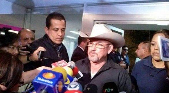Libertad de Hipólito Mora