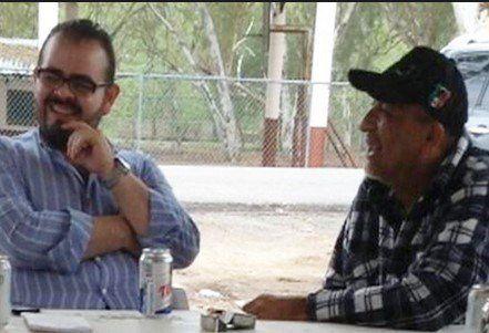 Rodrigo Vallejo y La Tuta
