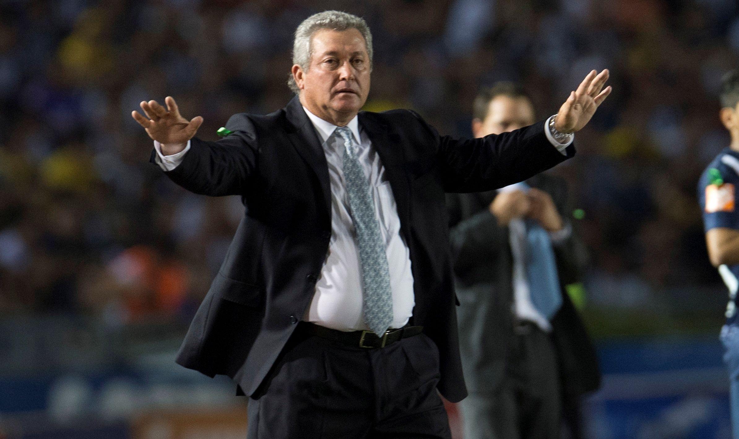 Vucetich es un conocedor del futbol mexicano y no es tan explosivo. Foto de 100x100fan.