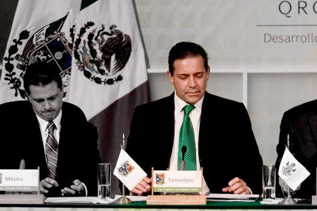 El exgobernador es buscado por las autoridades de Estados Unidos. Foto de Animal Político.