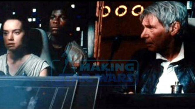 Foto de Making Star Wars.