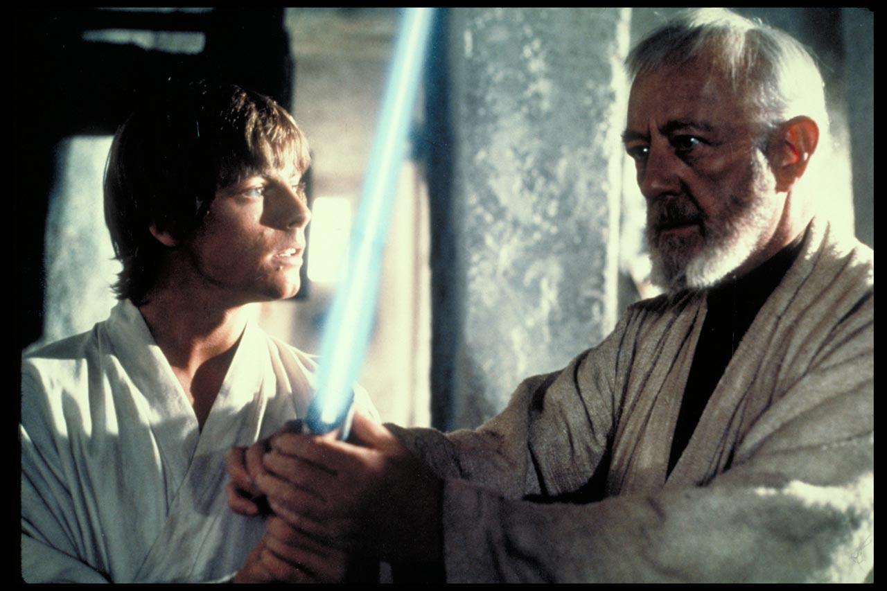 """Luke Skywalker"" y ""Obi-Wan Kenobi"" aparecerán en la película de Han Solo"
