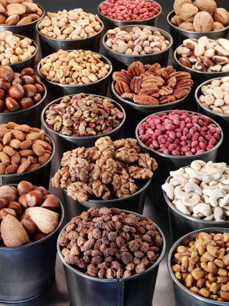 En esta variedad de alimentos encontramos fibra. Foto The Independent