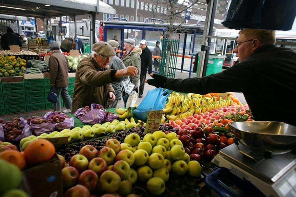 La fruta es otra manera de consumir fibra. Foto de The Independent