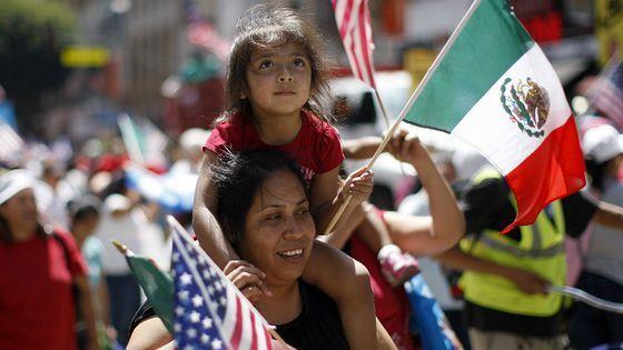Los Ángeles es la segunda zona urbana con más mexicanos en el mundo. Foto de BBC.