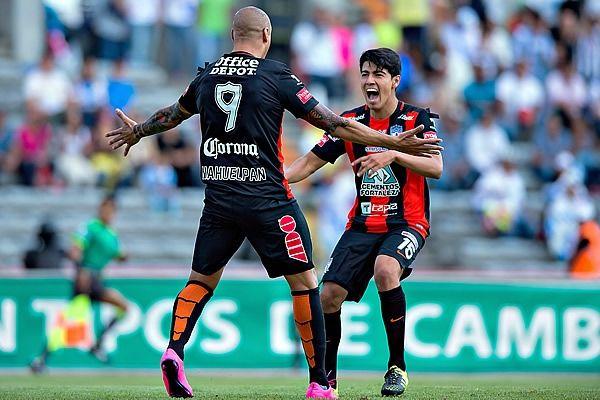 Parecía el inicio de una mala noche para Puebla. Foto de Mexsport