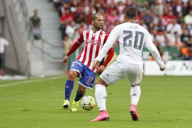 Jesé fue el encargado de liderar el ataque del Madrid. Foto de Marca