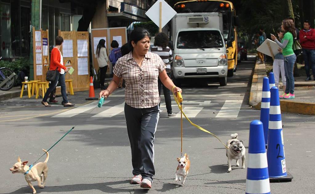 El nuevo reglamento de tránsito de la Ciudad de México busca reducir esta estadística. Foto de El Universal.