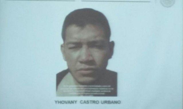 """Giovanni Castro Urbano, alias """"El Duende"""""""