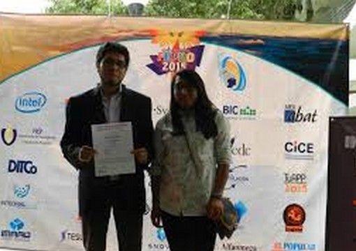 Ganadores Proyecto Social Feria BUAP - Foto de fepro.cs.buap.mx