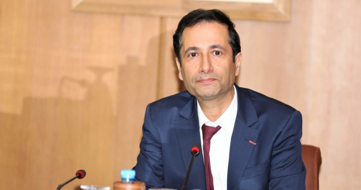 Mohamed Benchaâboun, Minister of the Economy, Finance and Administrative Reform.