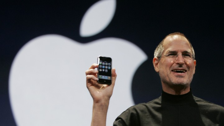 Steve Jobs – iPhone Introduction in 2007