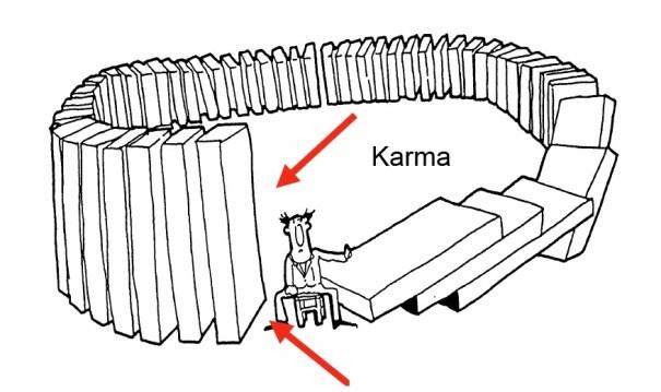 Karma effect